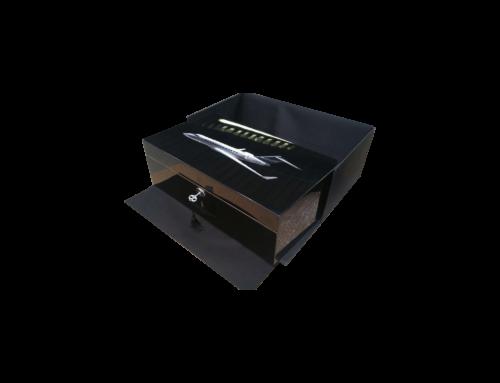 Humidor Watch Box Aircraft