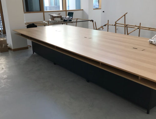 Oak Office tables
