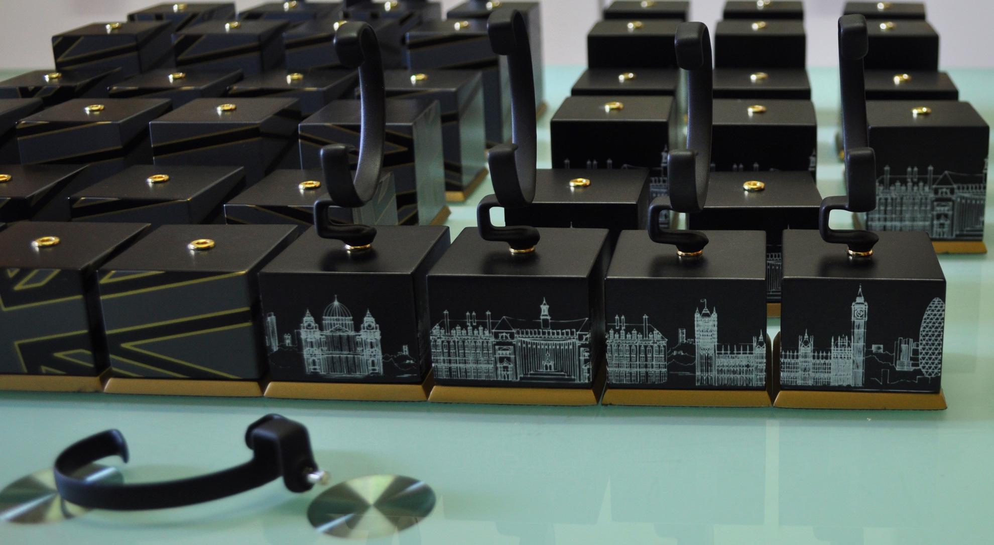 Porta orologi personalizzati